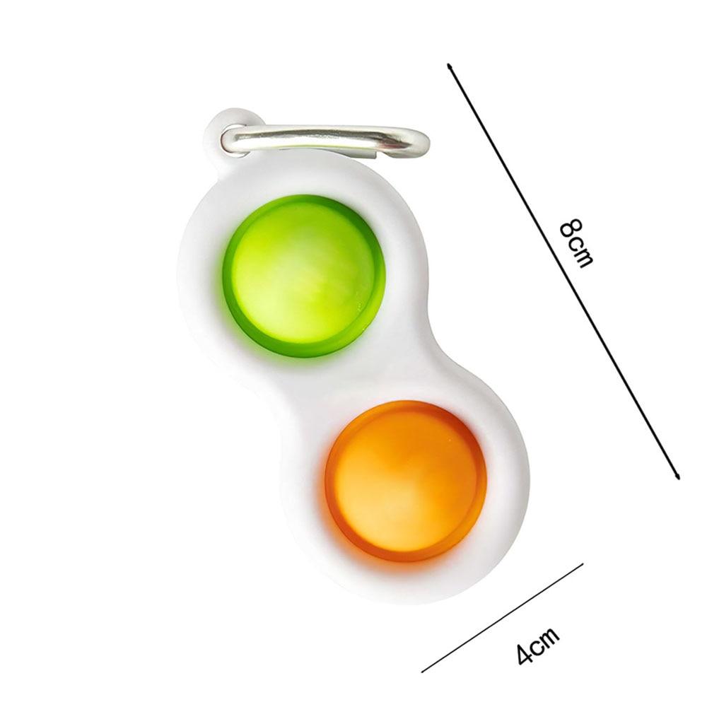 pop it simple dimple fidget toy 3712 - Wacky Track