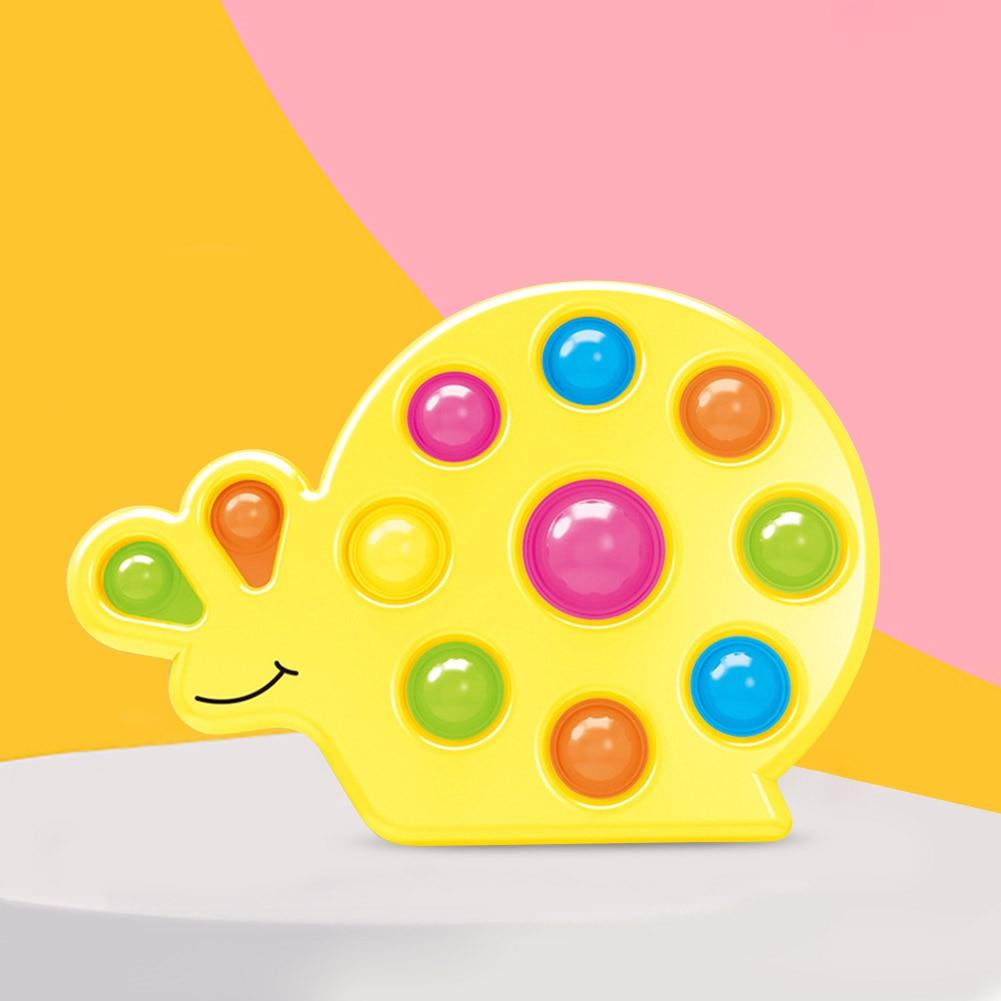 pop it snail shape fidget toy 4863 - Wacky Track
