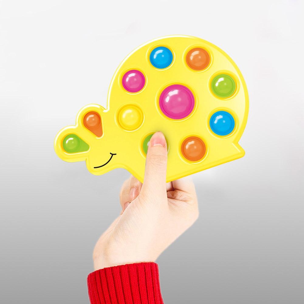 pop it snail shape fidget toy 8704 - Wacky Track