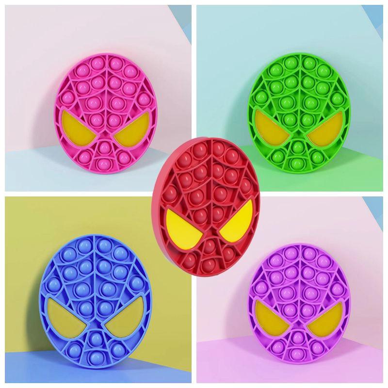 pop it spiderman fidget toys 7880 - Wacky Track