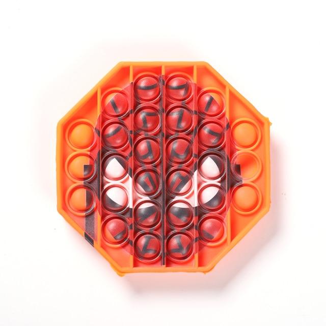 pop it spiderman fidget toy 8883 - Wacky Track