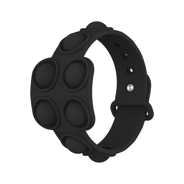 pop it square bracelet fidget toy 8841 - Wacky Track