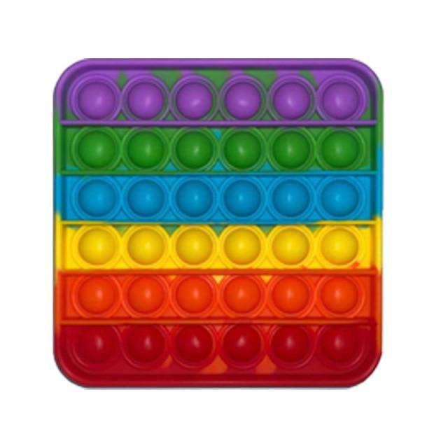 pop it square shape fidgets toys 6444 - Wacky Track