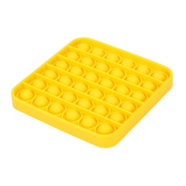 pop it square shape fidgets toys 8657 - Wacky Track
