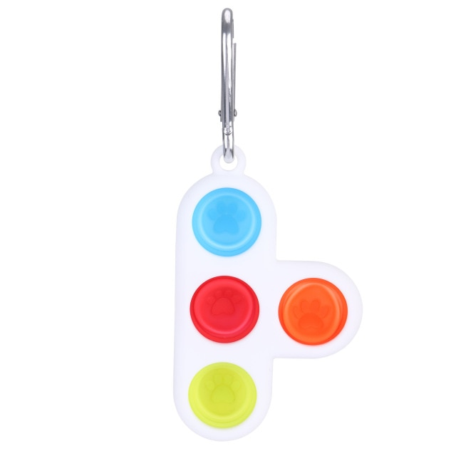 pop it tetris fidget toy 4049 - Wacky Track