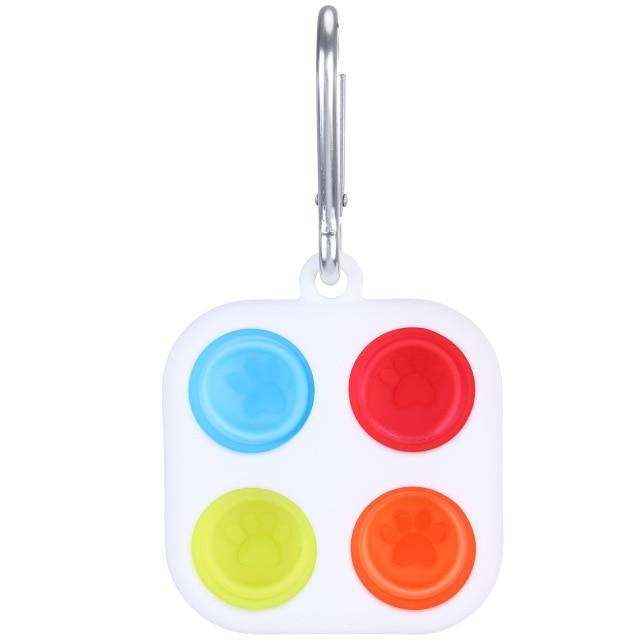 pop it tetris fidget toy 8920 - Wacky Track