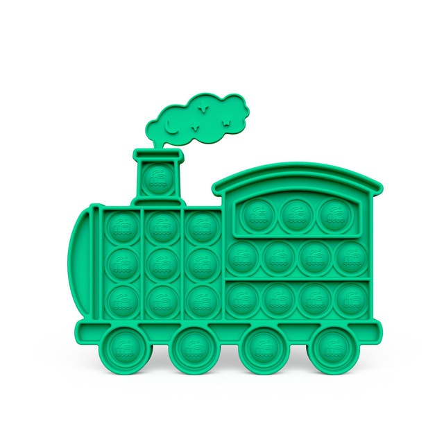 pop it train fidget toys 7023 - Wacky Track