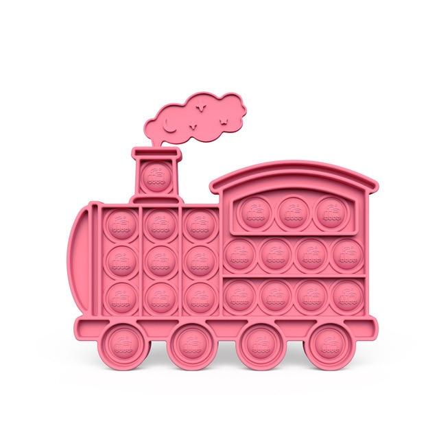 pop it train fidget toys 8960 - Wacky Track