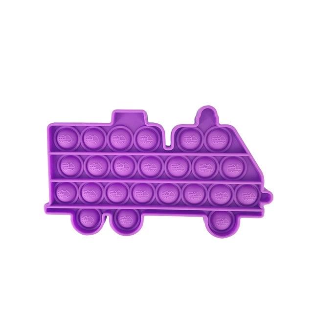 pop it truck fidget toys 3111 - Wacky Track