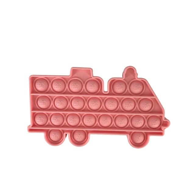 pop it truck fidget toys 6673 - Wacky Track