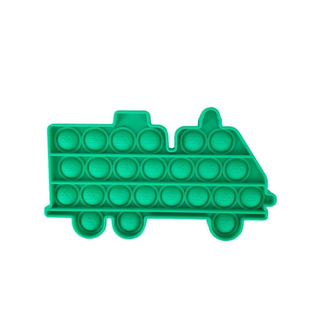 pop it truck fidget toys 7569 - Wacky Track
