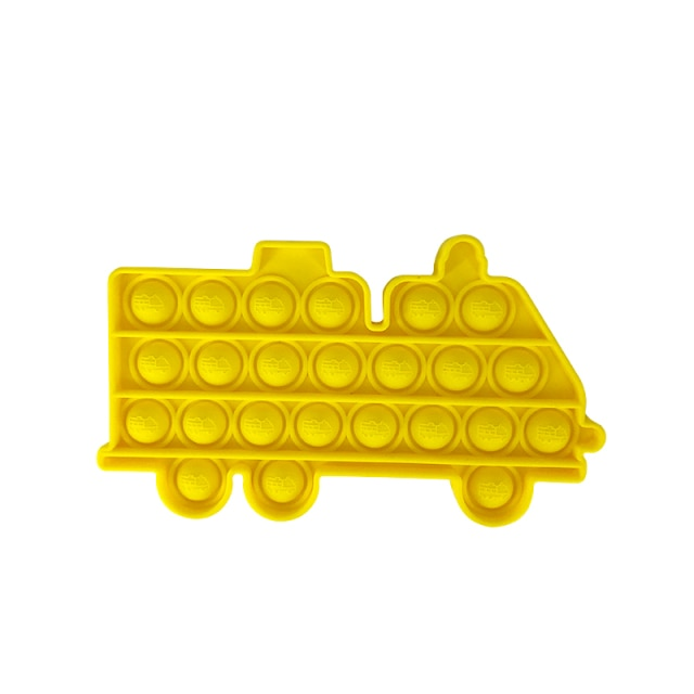pop it truck fidget toys 8475 - Wacky Track