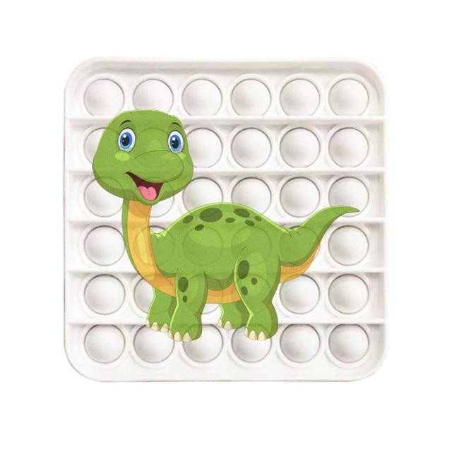 pop it turtle image fidget toy 5964 - Wacky Track