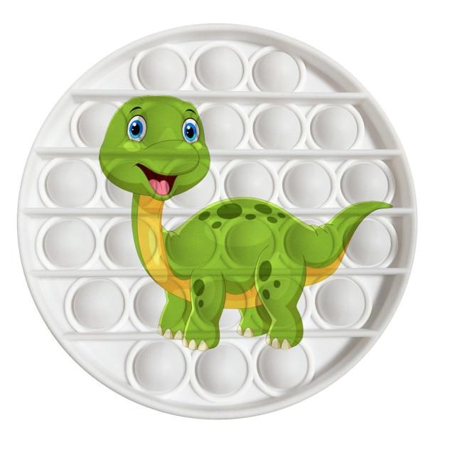 pop it turtle image fidget toy 7058 - Wacky Track