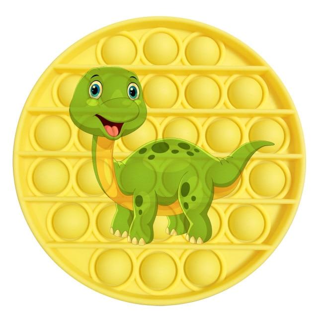 pop it turtle image fidget toy 8721 - Wacky Track