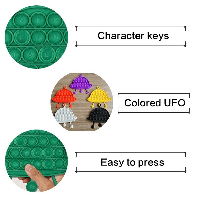 pop it ufo fidget toys 1568 - Wacky Track