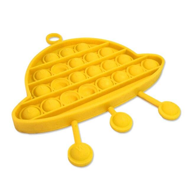 pop it ufo fidget toys 2849 - Wacky Track