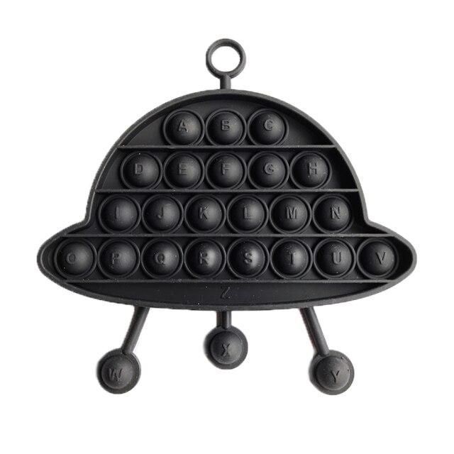 pop it ufo fidget toys 3104 - Wacky Track