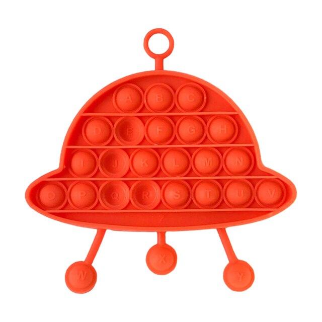 pop it ufo fidget toys 8471 - Wacky Track