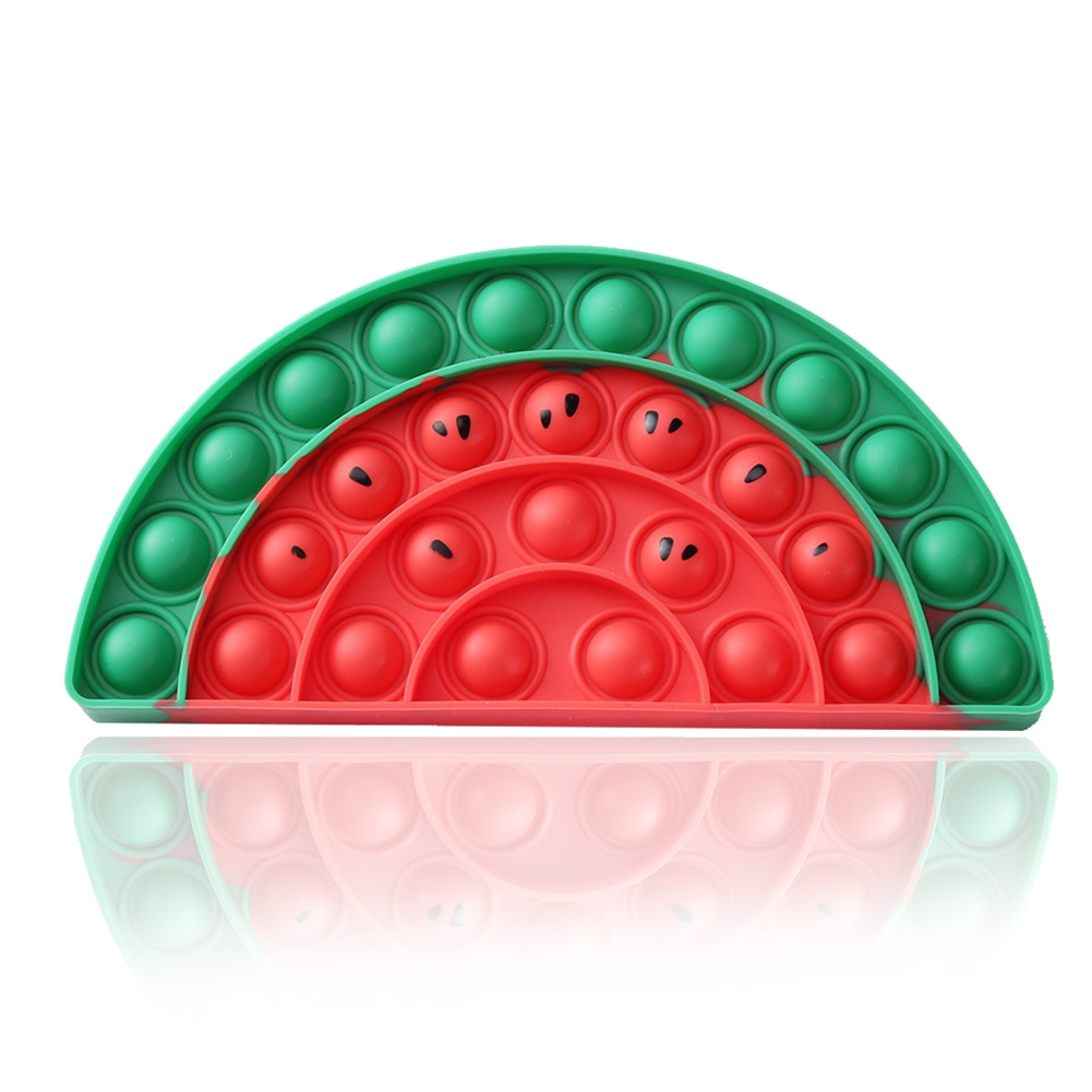 pop it watermelon fidget toy 7953 - Wacky Track