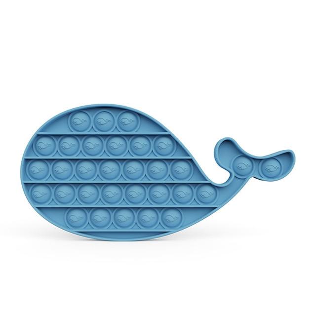 pop it whale fidget toys 4074 - Wacky Track