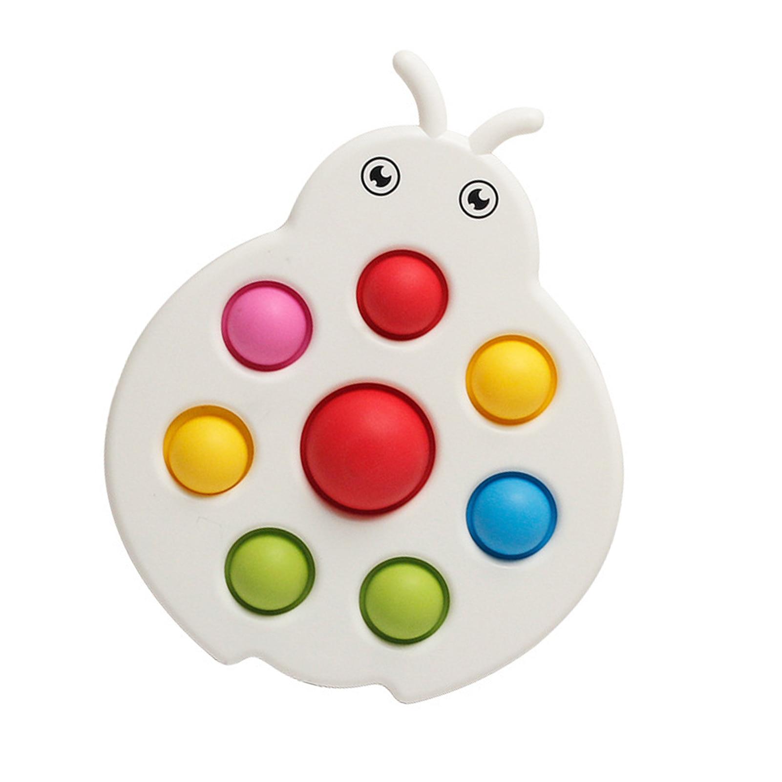 pop it worm fidget toy 7527 - Wacky Track