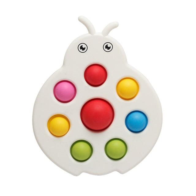 pop it worm fidget toy 8748 - Wacky Track