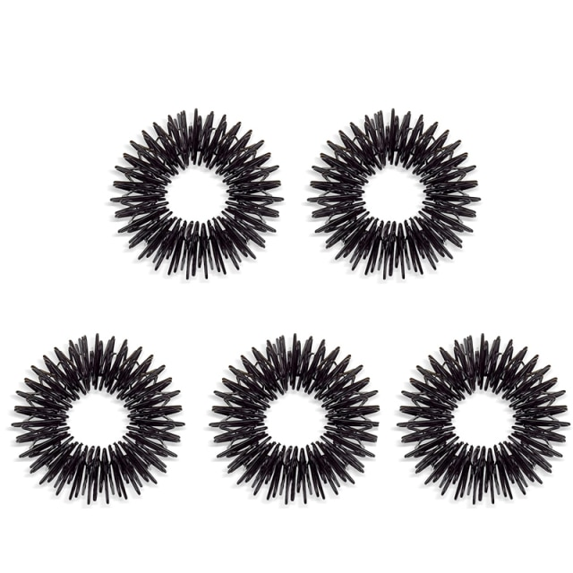 ring fidget spiky sensory ring fidget toy 4491 - Wacky Track