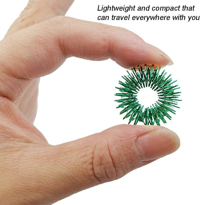 ring fidget spiky sensory ring fidget toy 5259 - Wacky Track