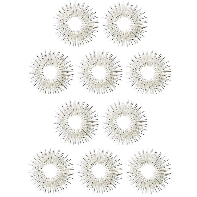 ring fidget spiky sensory ring fidget toy 8487 - Wacky Track