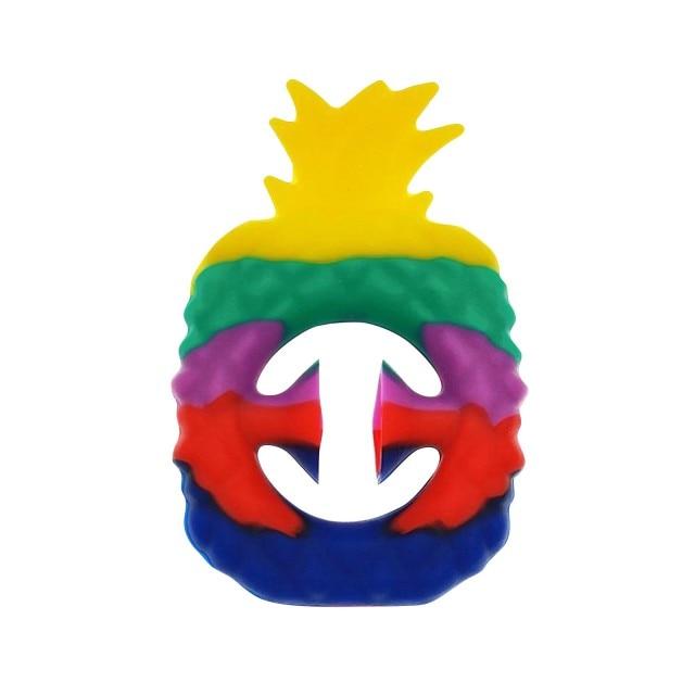 snapper fidget fruit fidget toy 5338 - Wacky Track